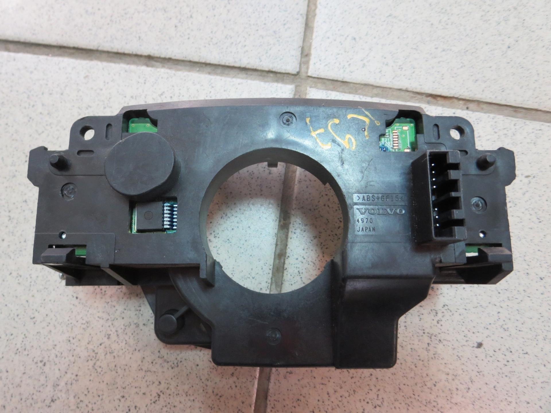 Модуль блока подрулевых переключателей 30739256 Volvo S60