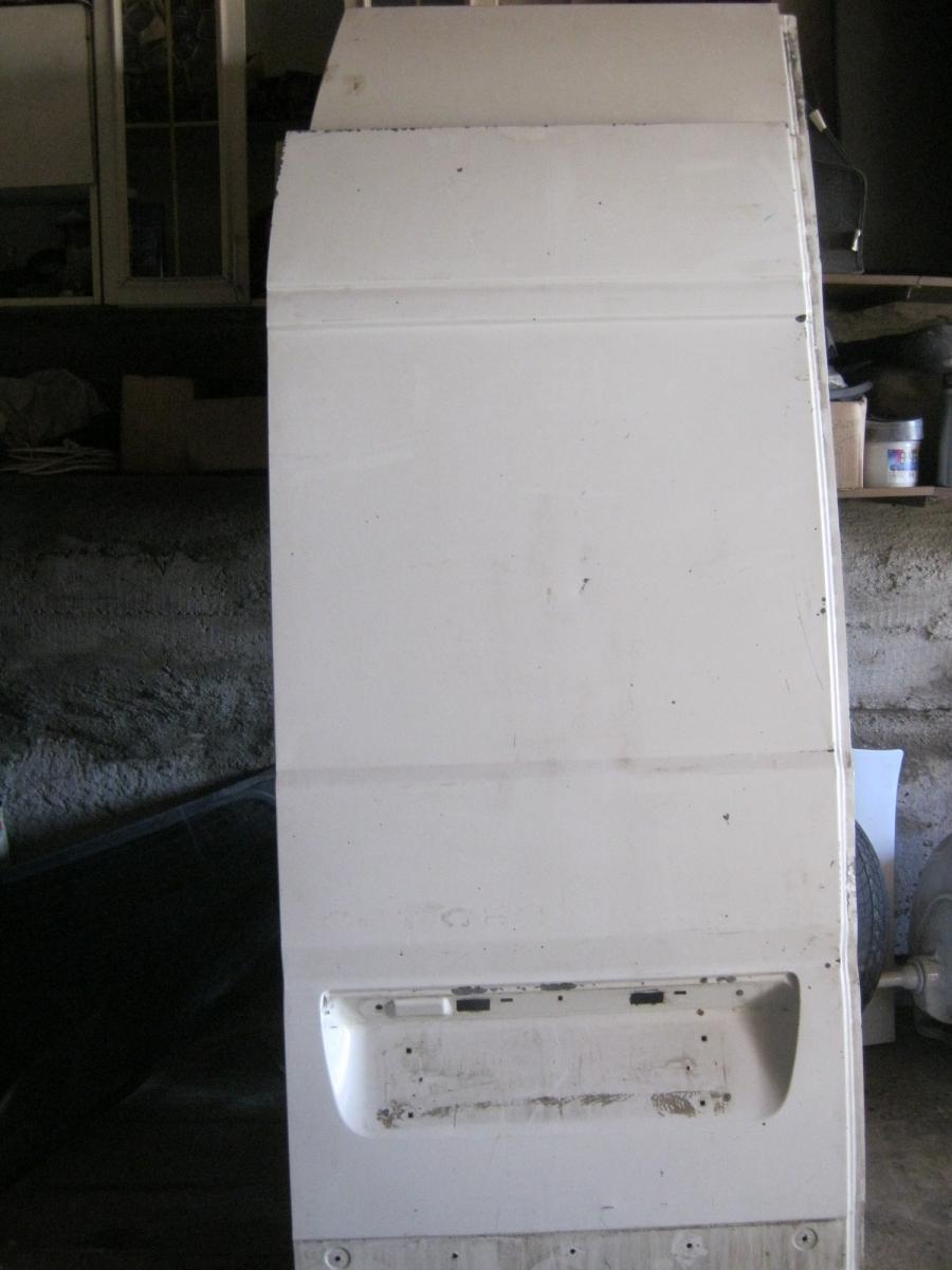 Дверь задняя левая створка Citroen Jumper 2013г