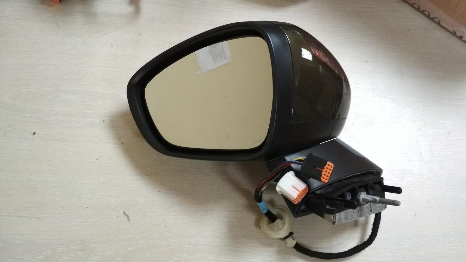 Зеркало боковое левое Citroen C4 2014-